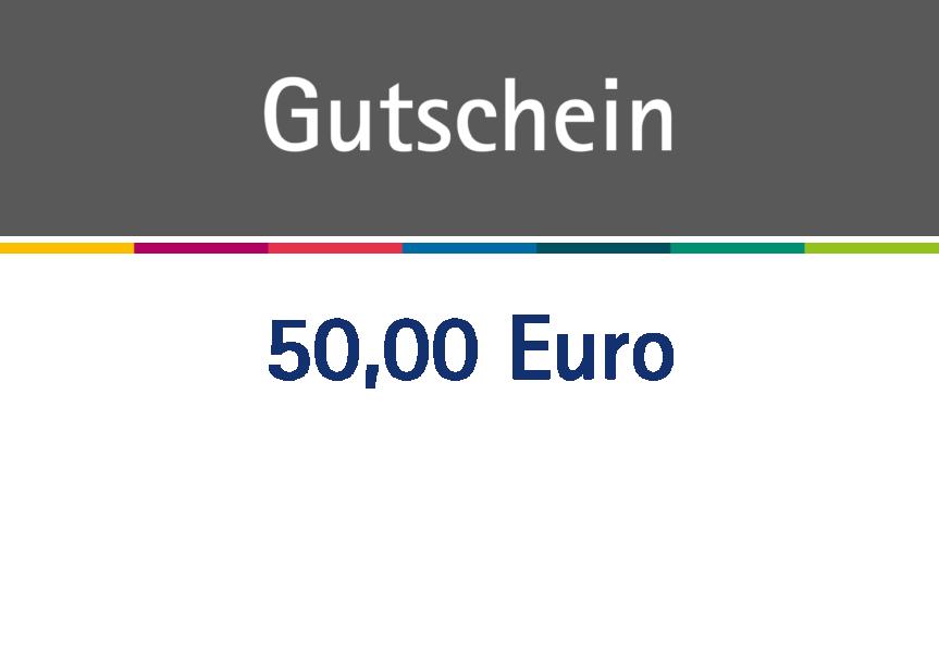 Gutschein über 50 Euro