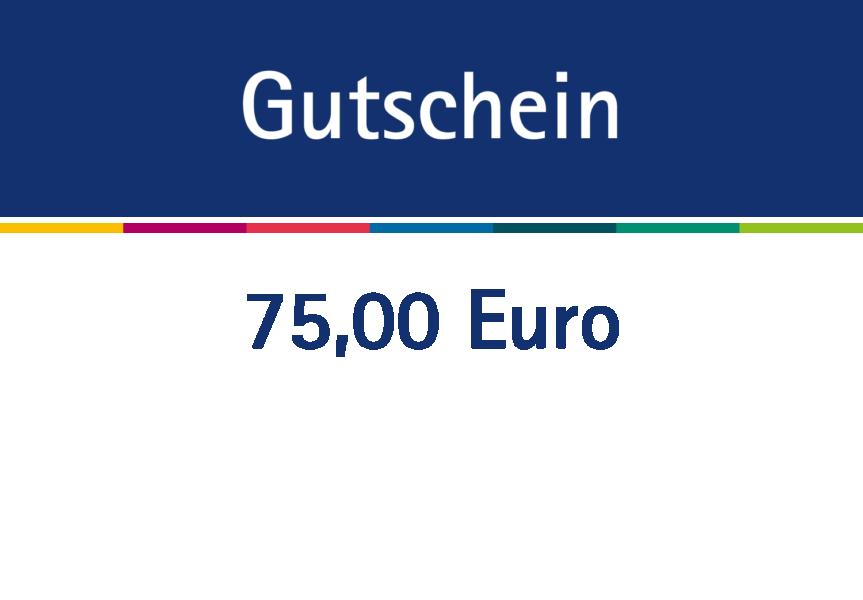 Gutschein über 75 Euro